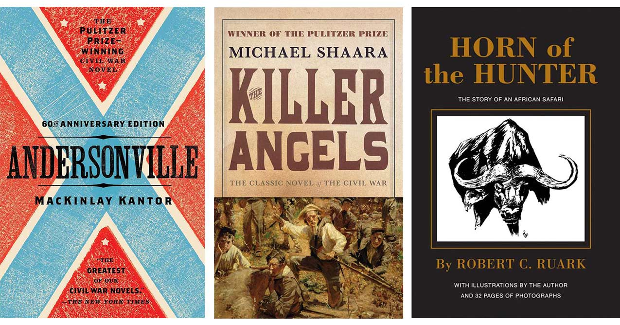 The 24 Best Books on the Military, Guns, and Hunting