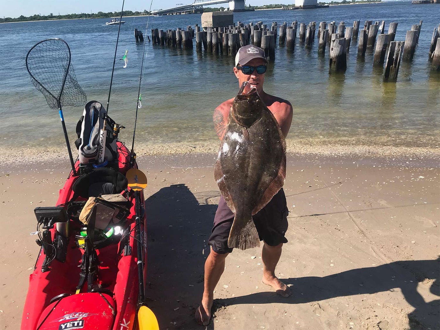 Three Things To Look For In a Fishing Kayak