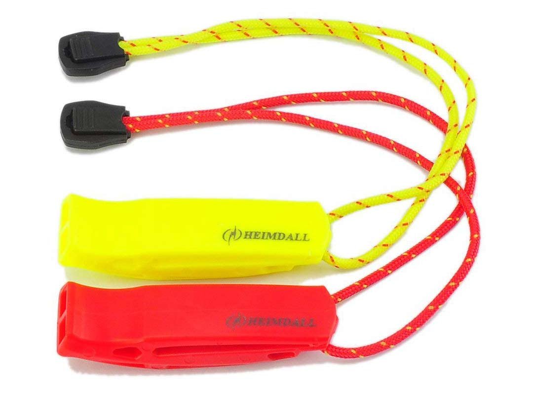 HEIMDALL emergency survival whistle