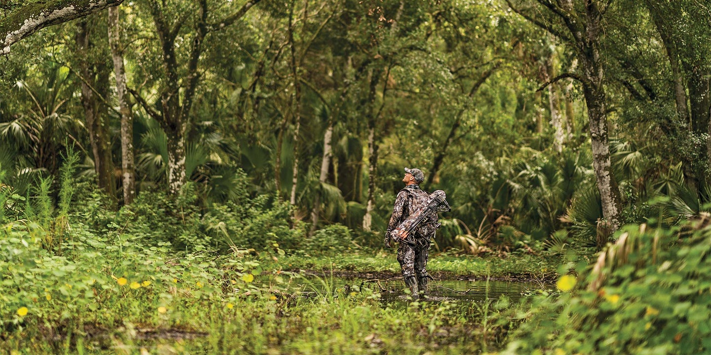 Hunting Jungle Deer During the Summer Rut in Florida