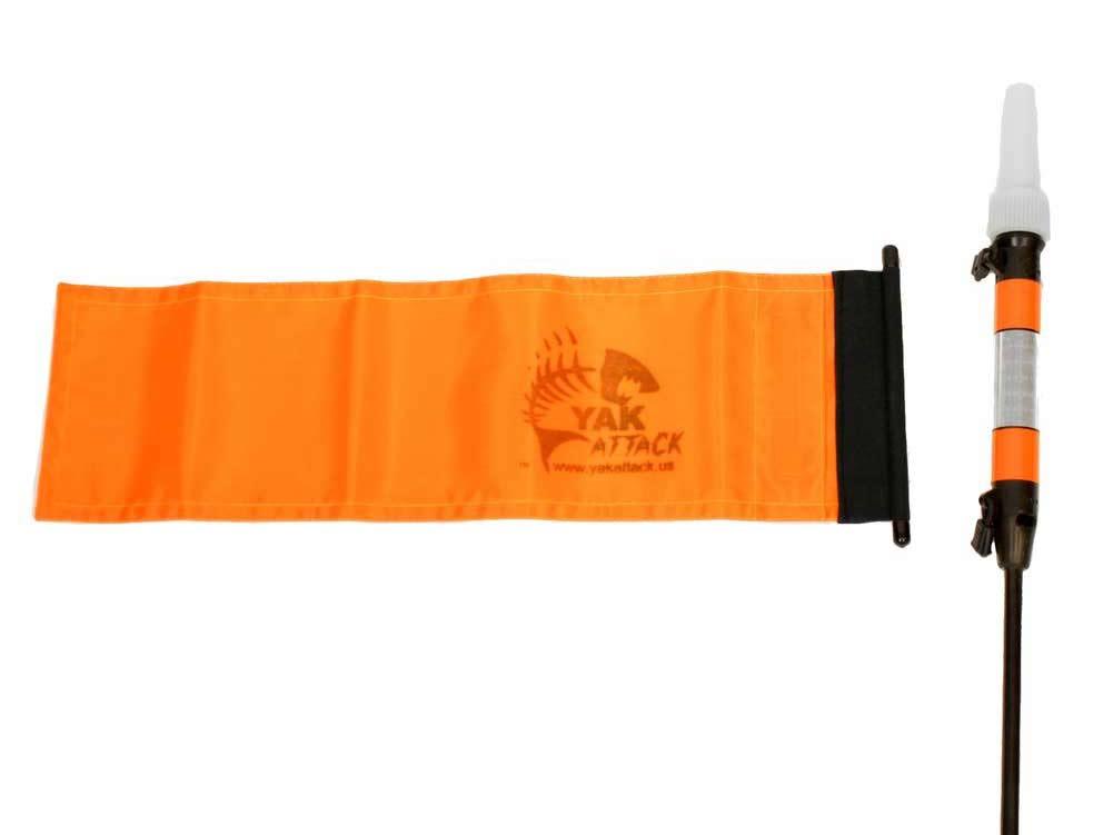 YakAttack VISIpole flag