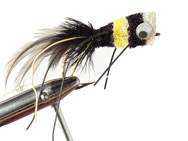 Deer-Hair Bass Bug