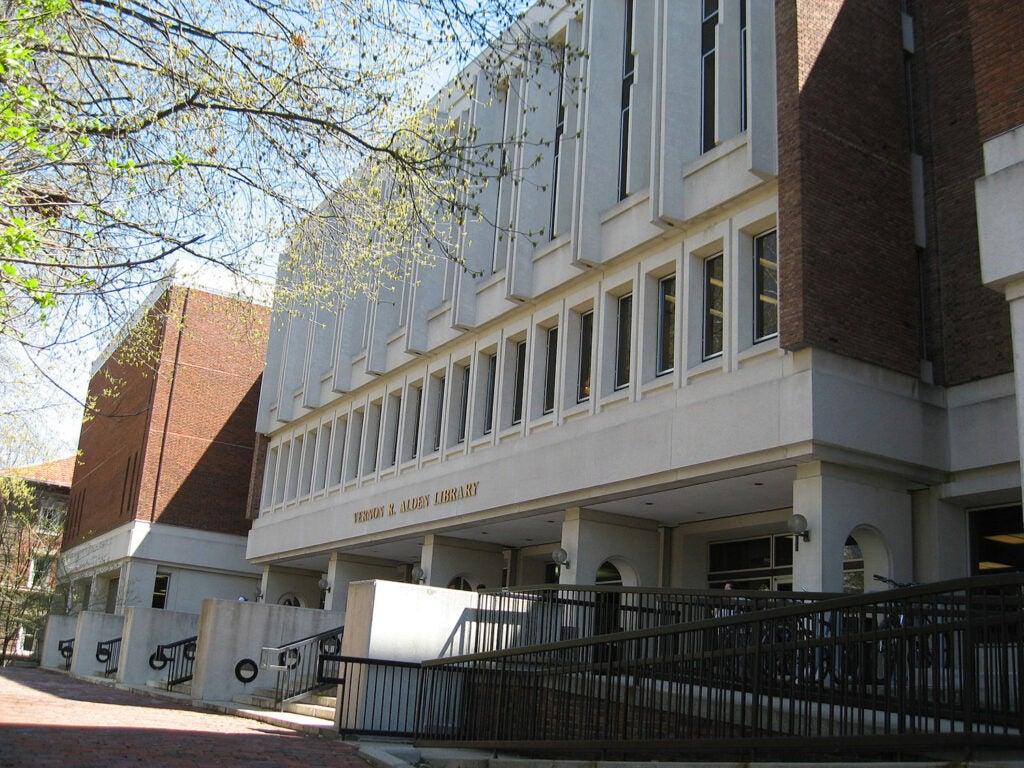 Alden Library