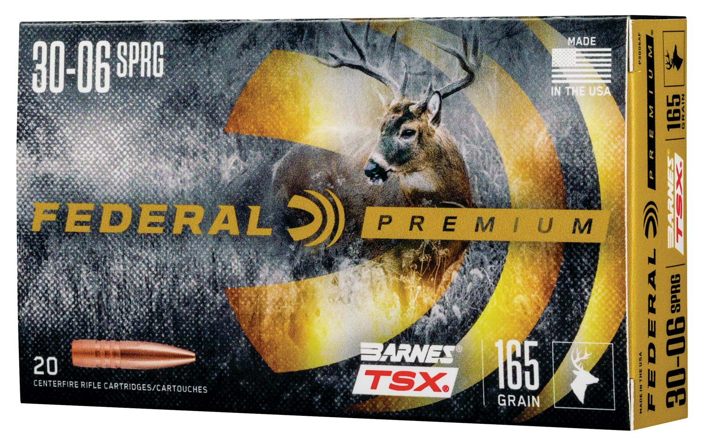 Federal Premium Rifle Ammo