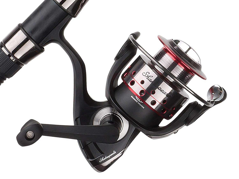 shakespeare uglystik gx2 fishing reel combo