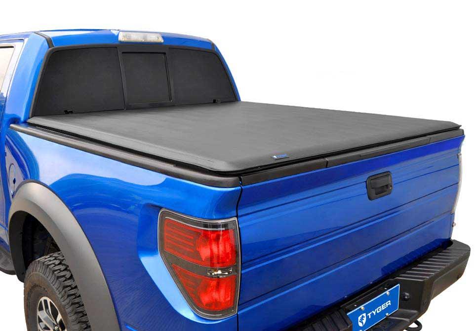 Tyger auto t3 tri fold truck tonneau cover