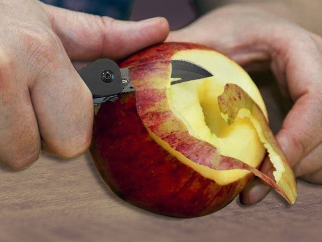 TriTac Tactical EDC Penknife