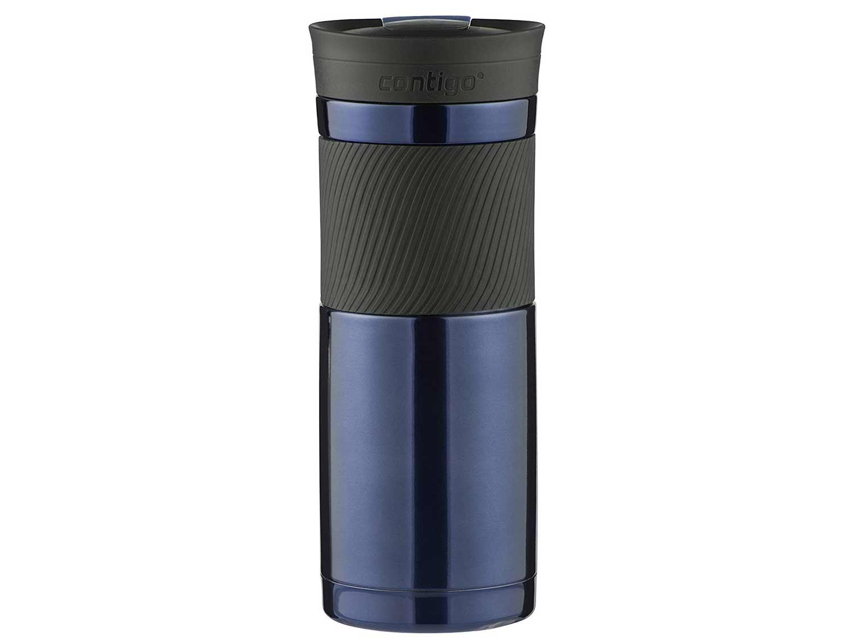 Contigo SnapSeal Byron Vacuum-Insulated Stainless Steel Travel Mug