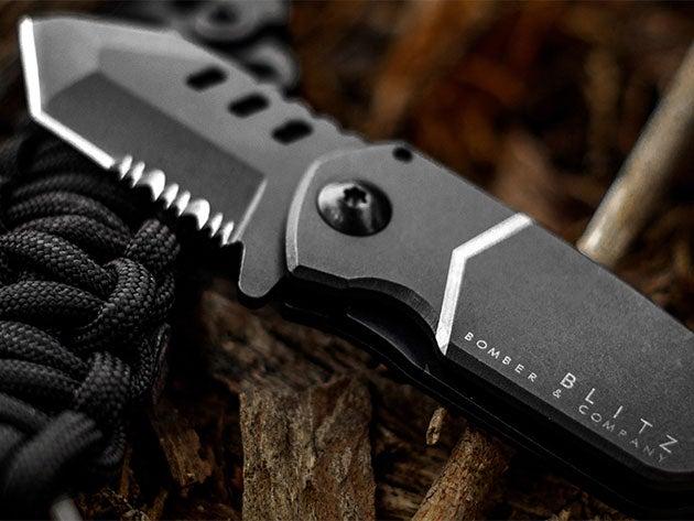 B-2 BLITZ Tactical Pocket Knife