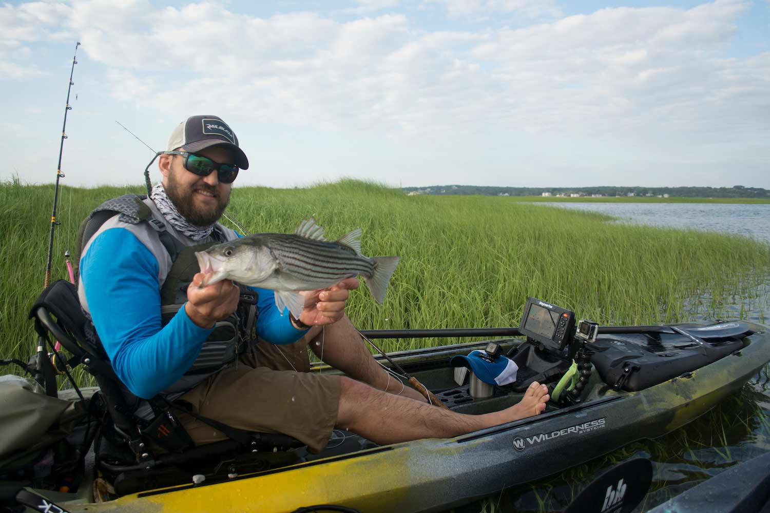 Build Out Your Saltwater Fishing Kayak Like the Ultimate Lightweight Skiff