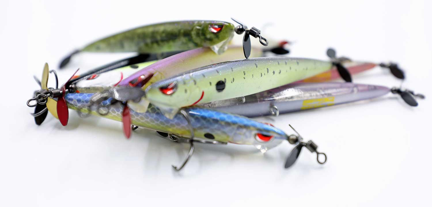 The 10 Most Eye-Popping Lures at ICAST