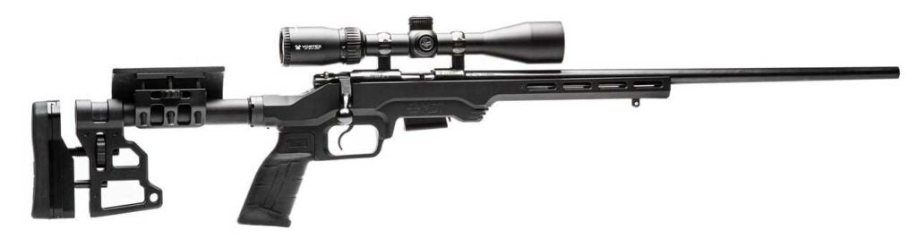 cz 445 barreled action rifle