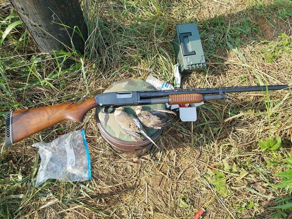 Winchester Model 12 16-Gauge