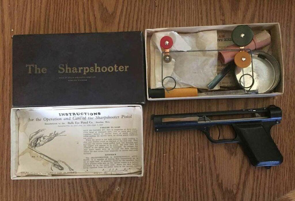 "The Sharpshooter ""Fly Gun"""