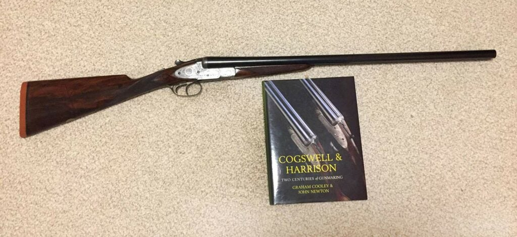 Cogswell and Harrison Konor 12 Gauge