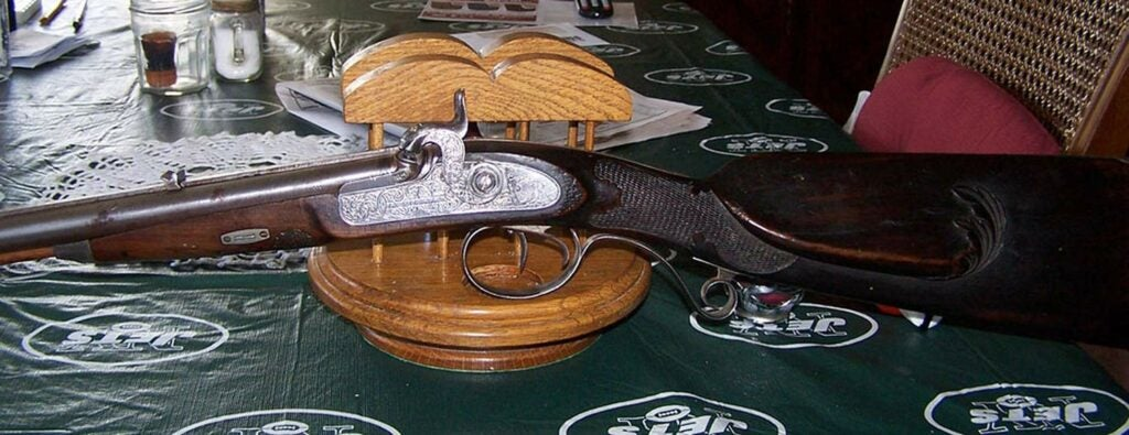 A. Dickore Cape Gun