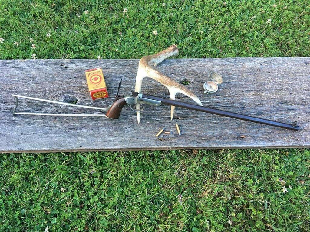 Stevens 40 ½ Pocket Rifle