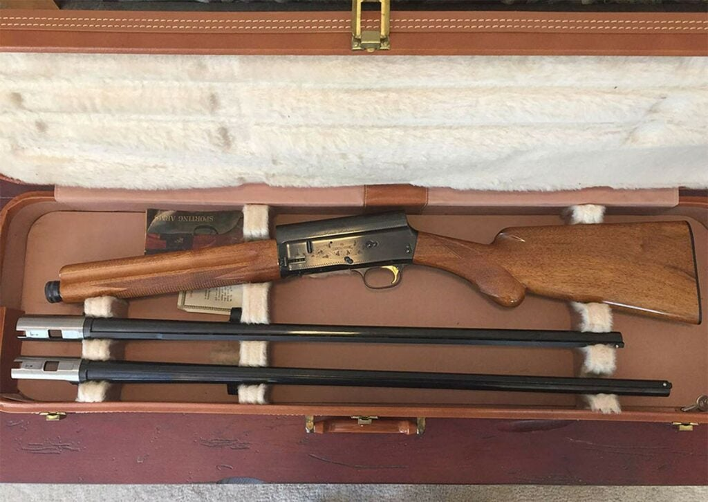 Browning Auto 5 Sweet 16