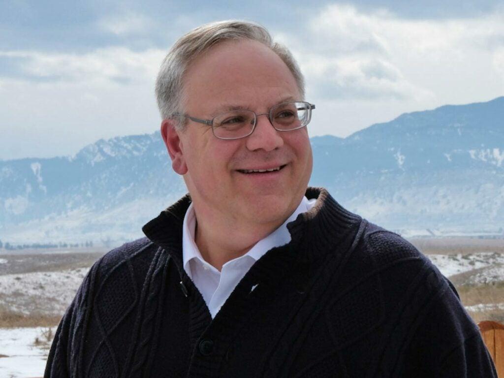 Secretary of the Interior, David Berhardt
