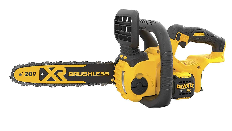dewalt compact cordless chainsaw