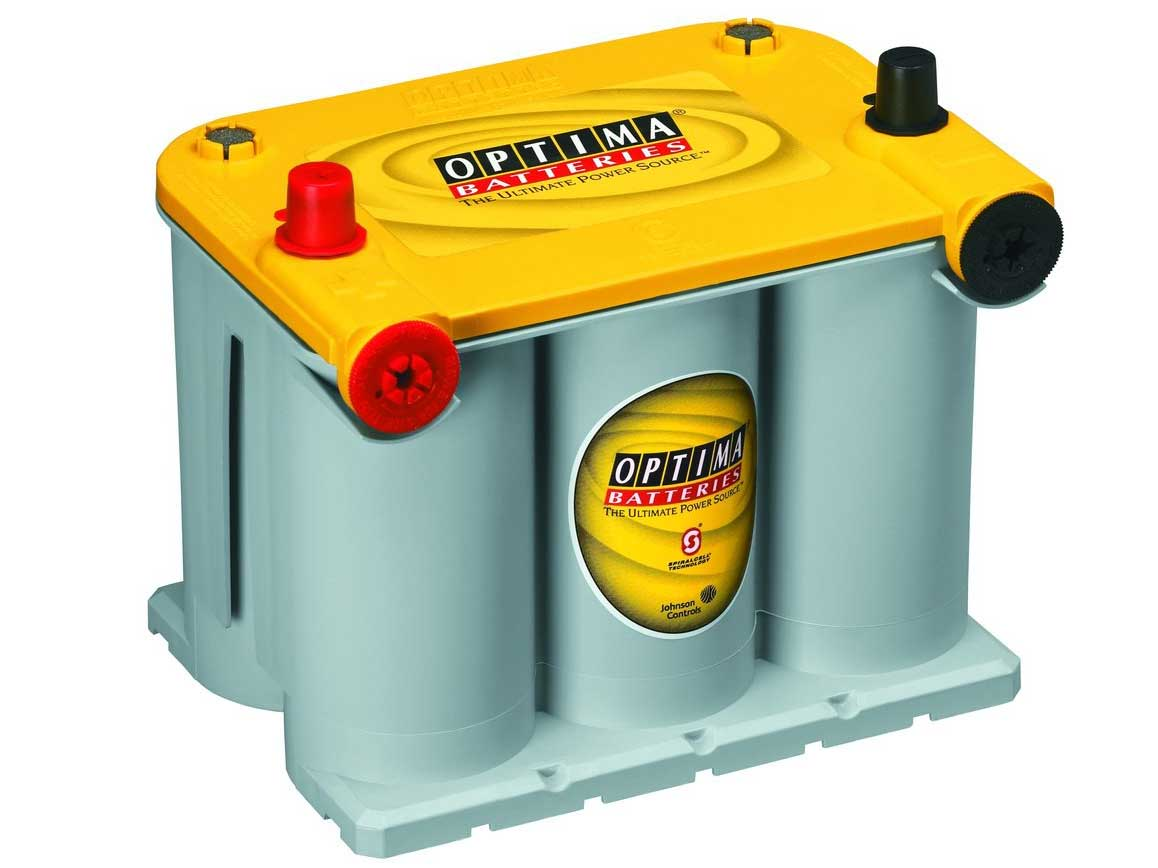 Optima Batteries YellowTop Dual Purpose Battery