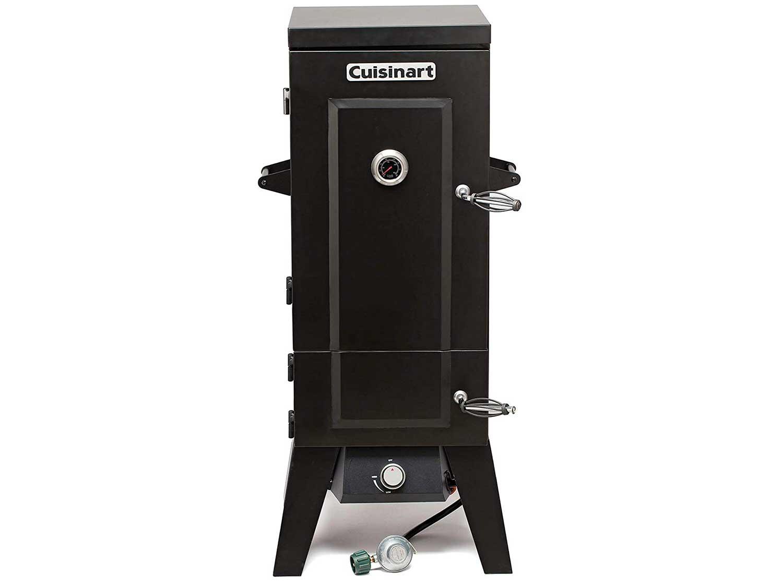 Cuisinart COS vertical propane smoker