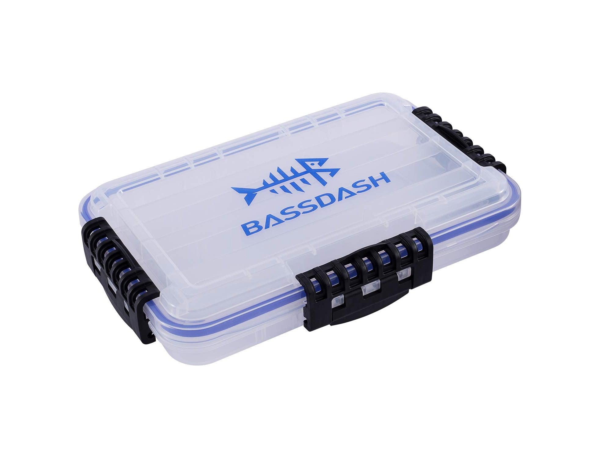 Bassdash Waterproof Tackle Storage