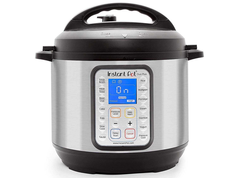 Instant Pot DUO Plus 60 Multi-Use Programmable Pressure Cooker