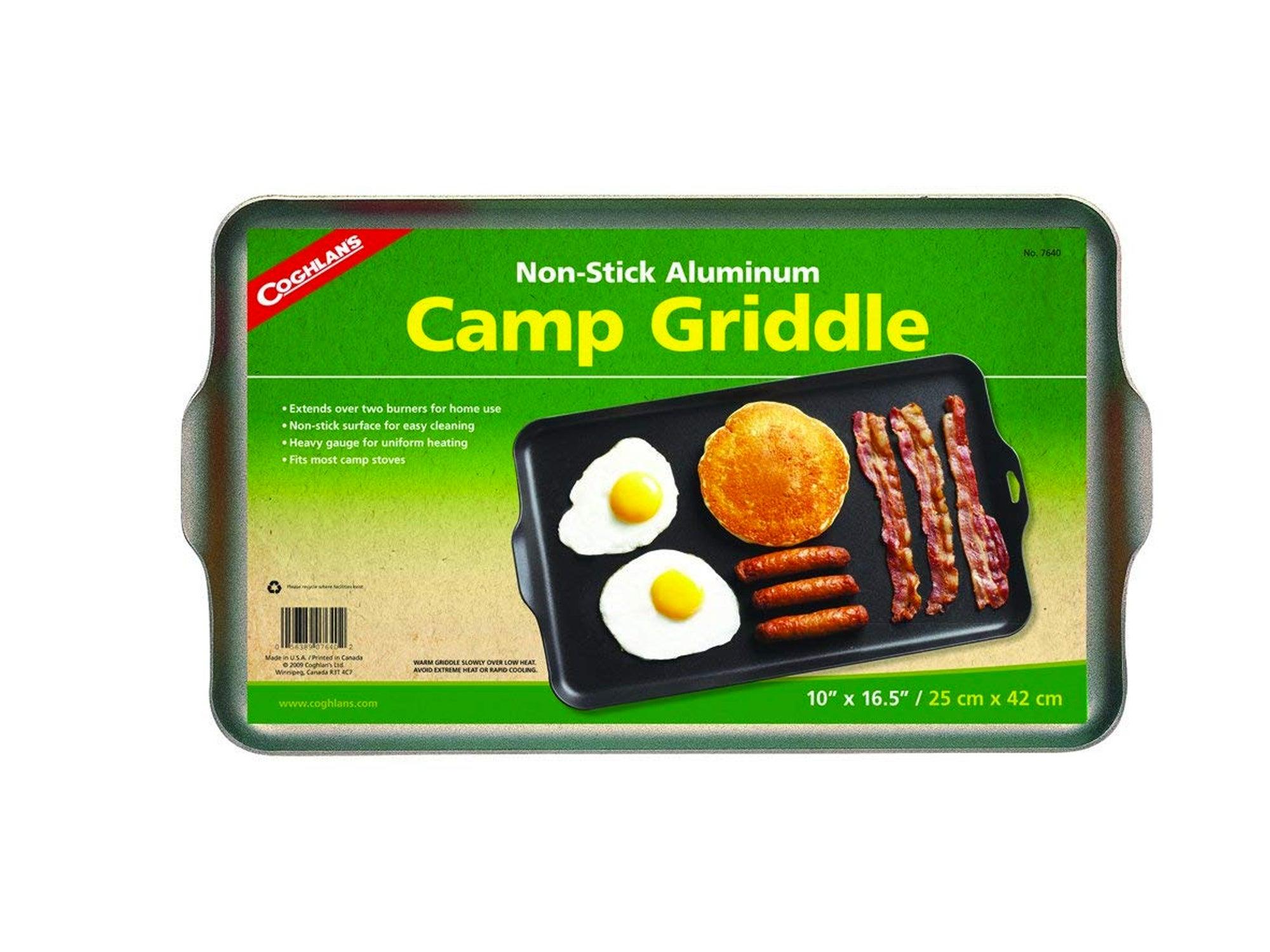 Coghlans camp griddle