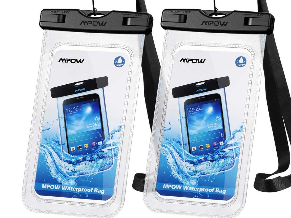 Mpow 097 Universal Waterproof Phone Case