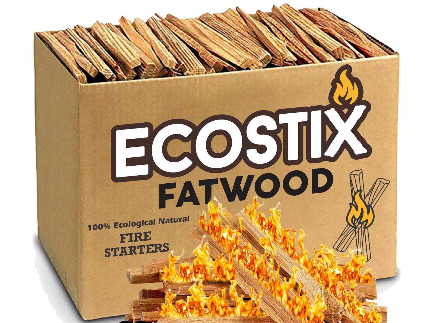 Eco-Stix Fatwood Starter