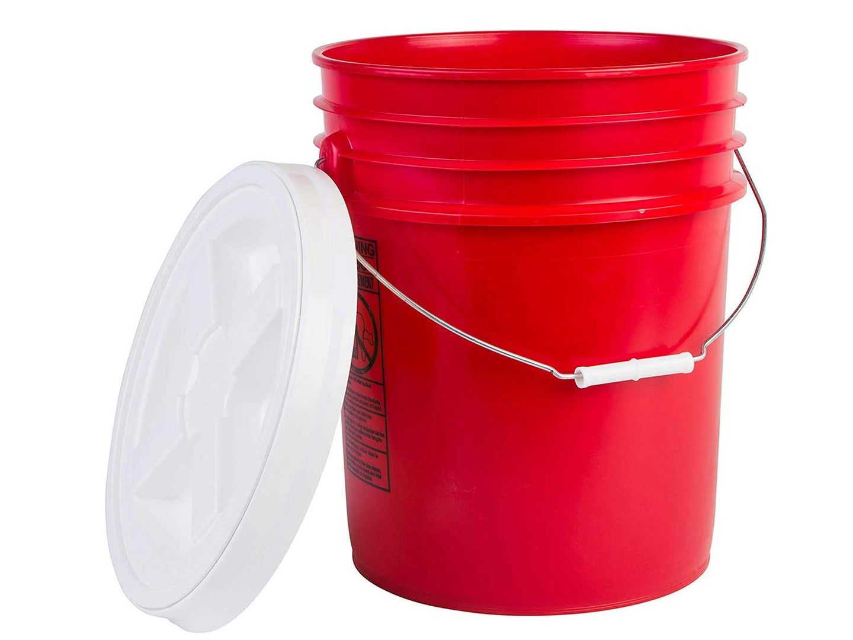 Hudson Exchange Premium 5 Gallon Bucket