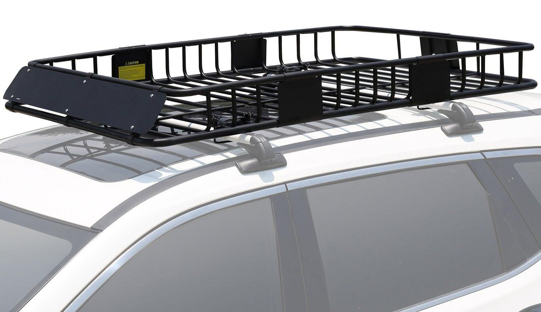 Leader Accessories Roof Rack Cargo Basket