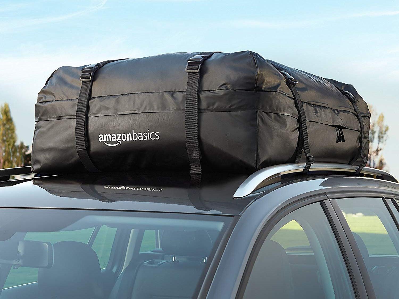 AmazonBasics Rooftop Cargo Carrier Bag