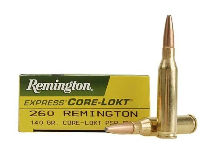 Remington Express core-lokt