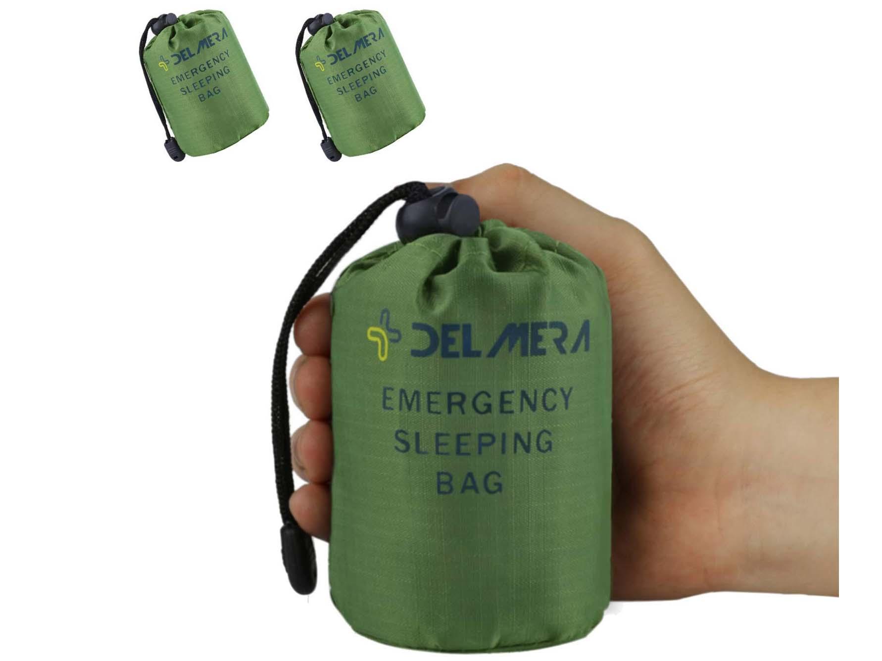 Delmera Emergency Survival Sleeping Bag
