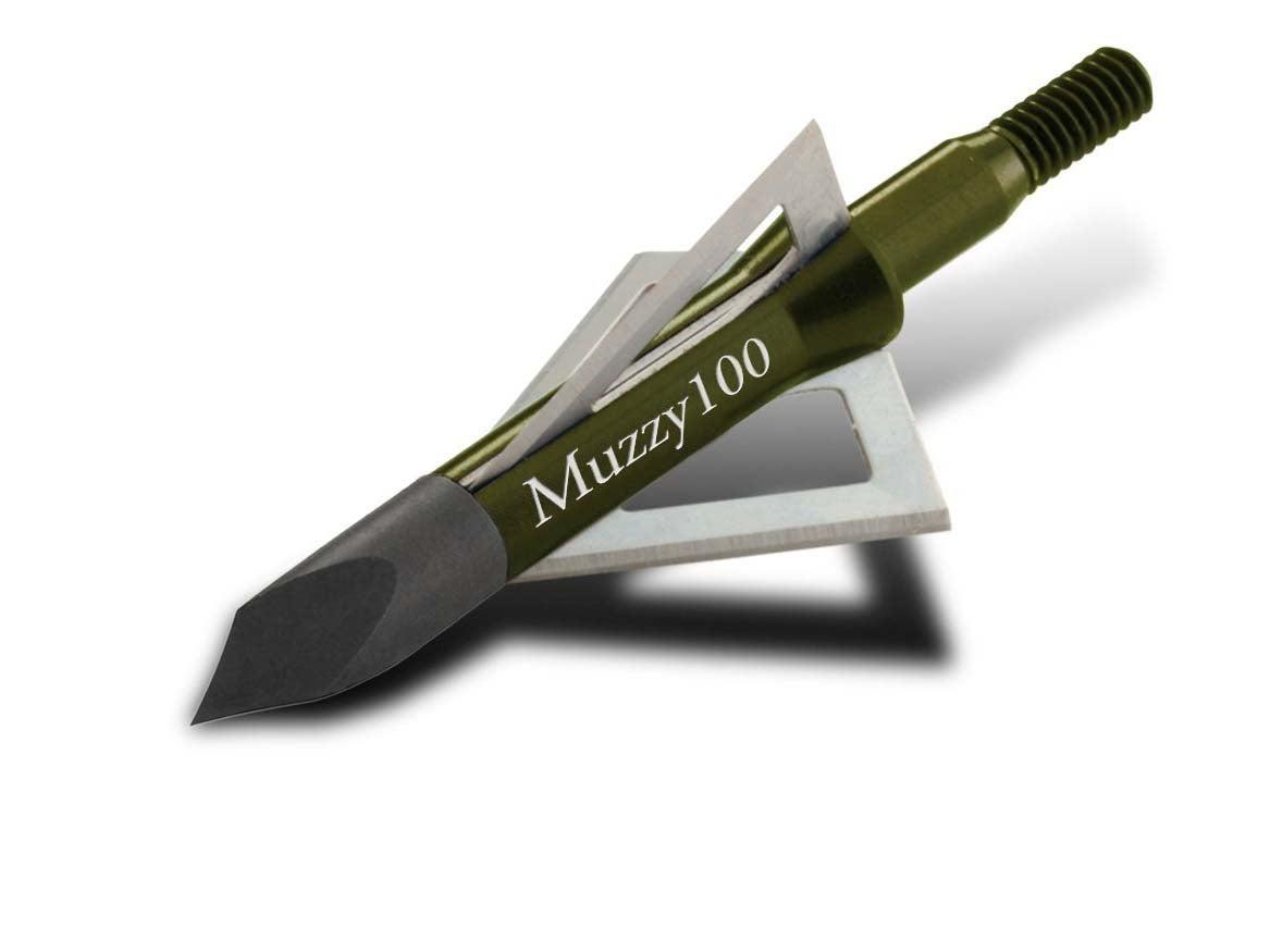 Muzzy Bowhunting 3 Blade Archery Arrow