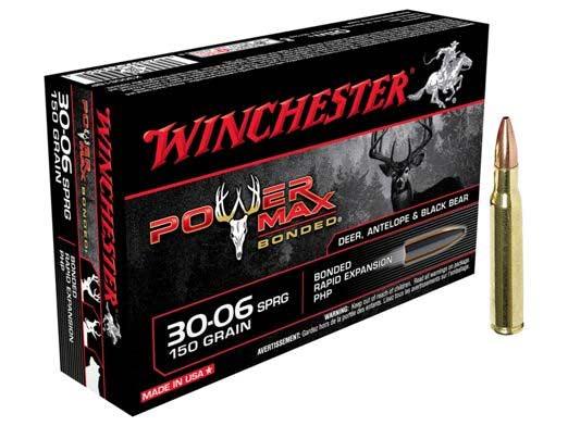 winchester power max accubond ammo