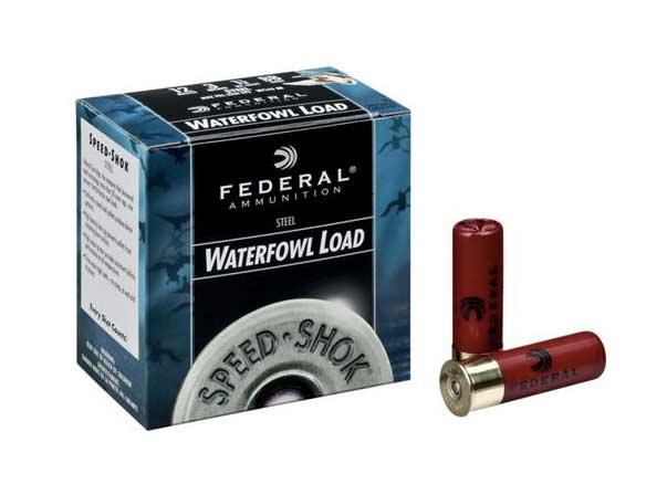 Federal Speed Shok Steel