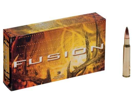 Federal Fusion ammo