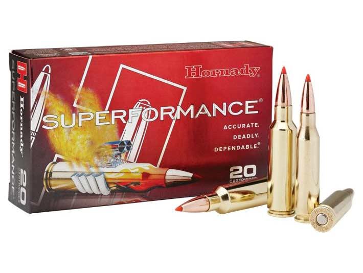 hornady superformance ammo