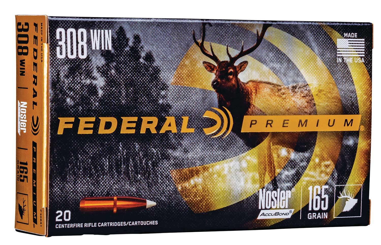 federal premium nosler lapua ammo