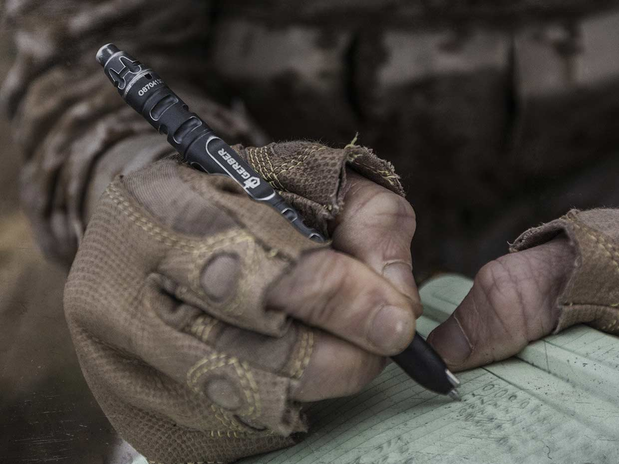 Three Reasons To Buy A Tactical Pen