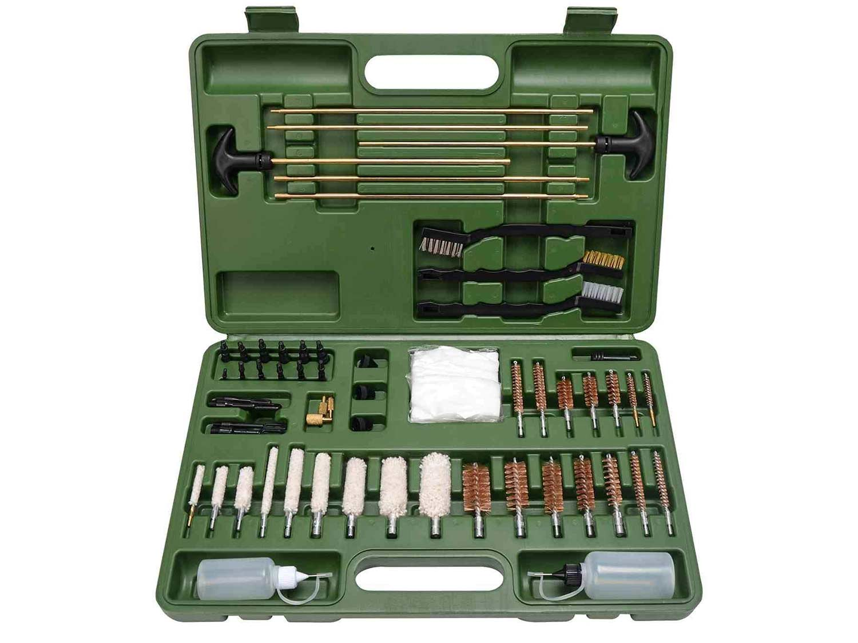 Universal Gun Cleaning Kit Hunting Rifle Handgun Shot Gun Cleaning Kit