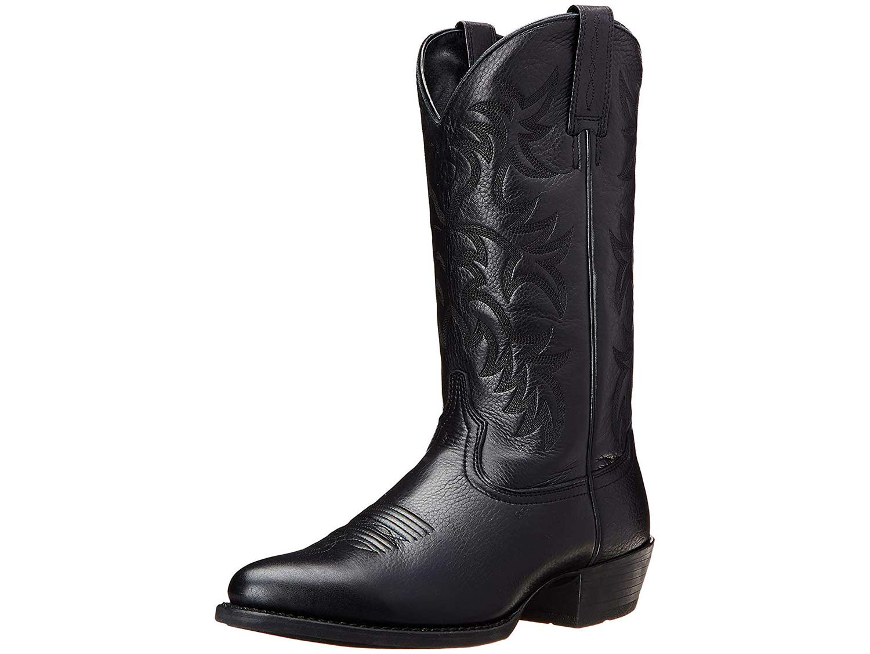Ariat Men's Heritage R Toe Western Cowboy Boot