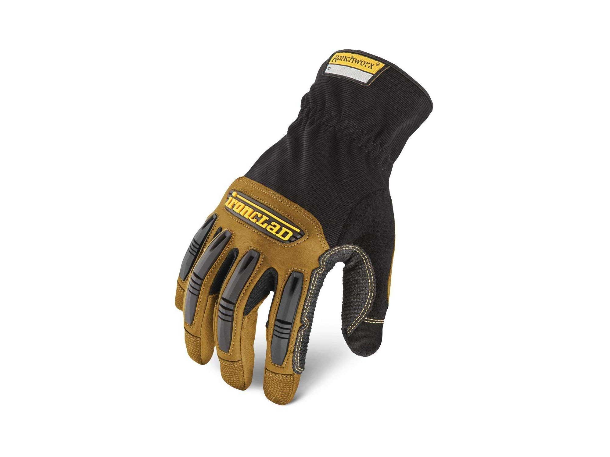 Ironclad work glove