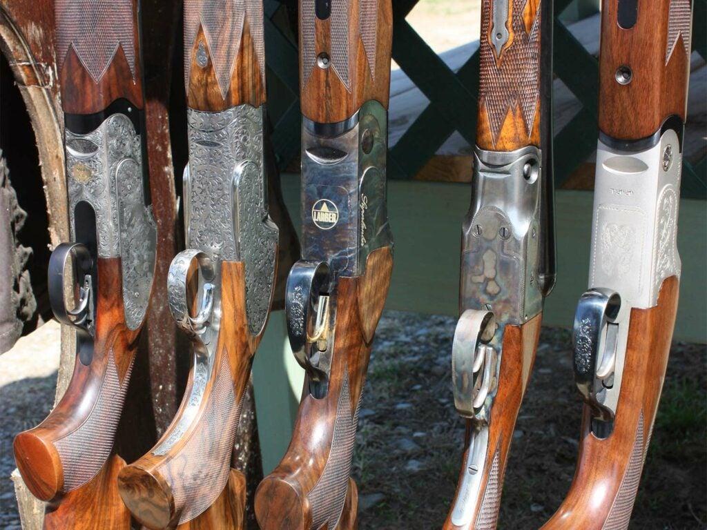 comparison of shotguns