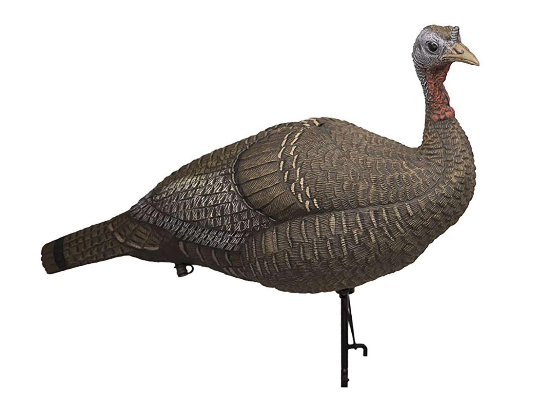 lucky duck collapsible hen decoy
