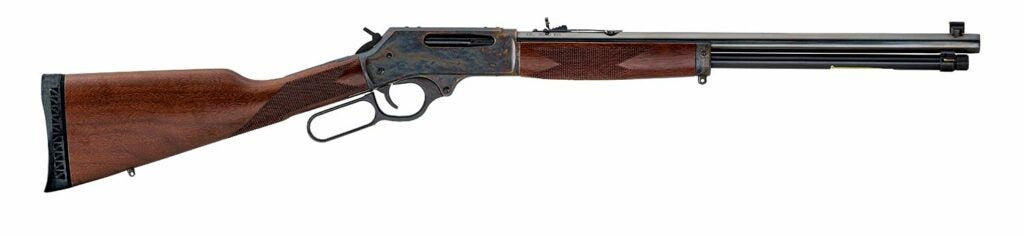 Henry Steel Lever Action .30/30