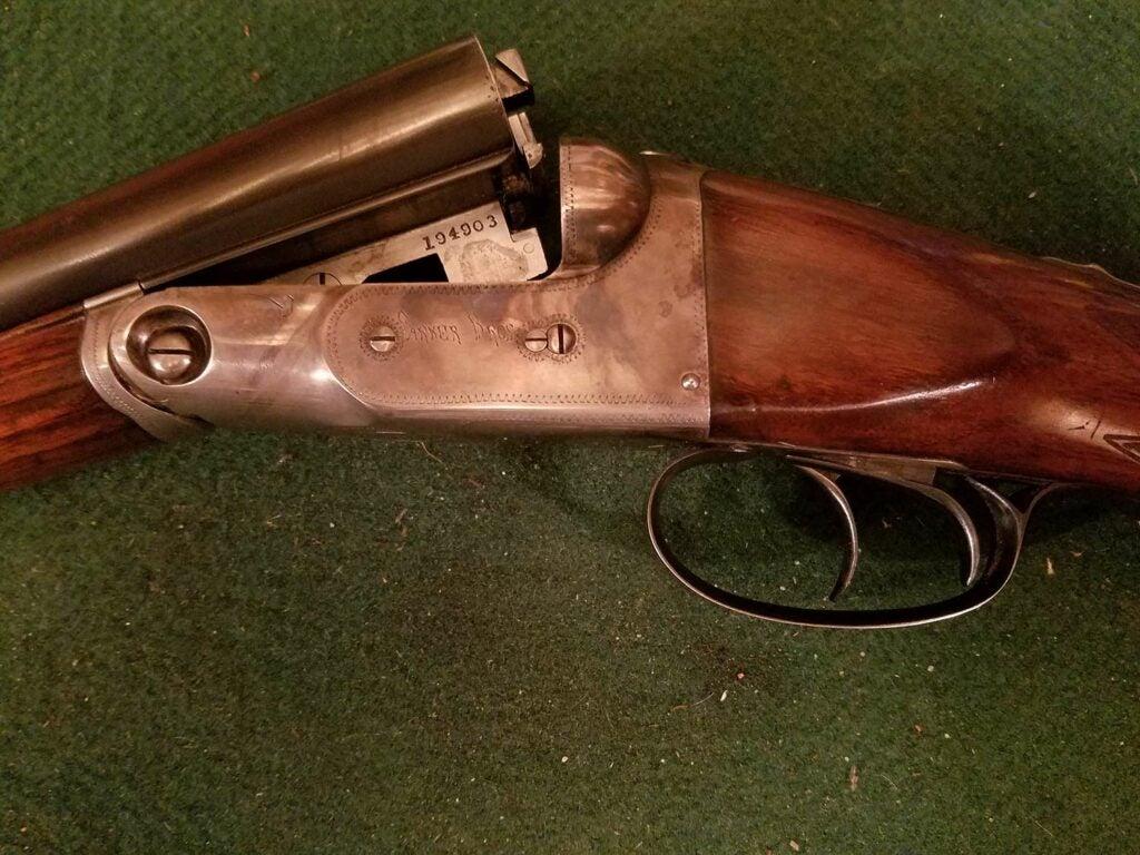 shotgun hinge pin
